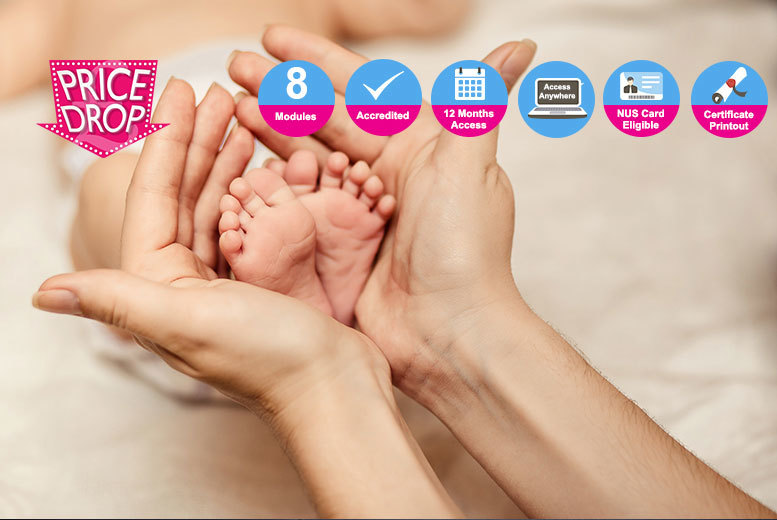 CPD Accredited Level 3 Midwifery Training Introduction Course for £16.00