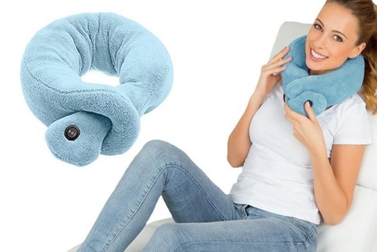 Neck Massager & Travel Pillow for £14.99