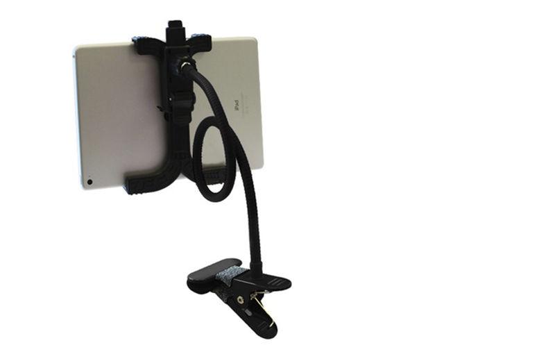 360 Degree Clamp Tablet Holder