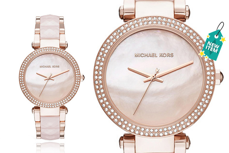 Ladies' Michael Kors MK6402 Parker Watch