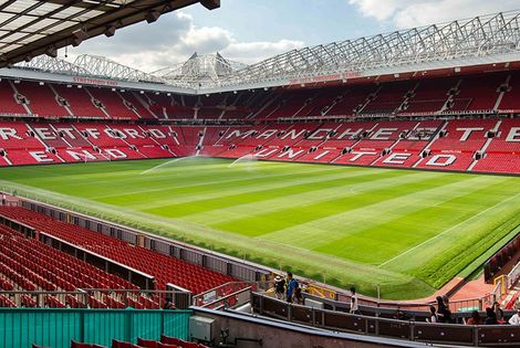 £69pp (with OMGhotels.com) for an overnight Manchester stay including breakfast, Manchester United Museum entry and Old Trafford Stadium tour