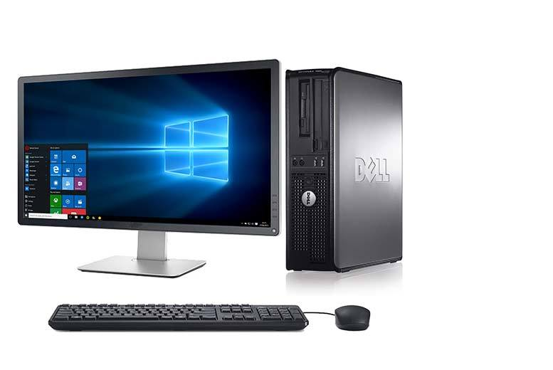 £179 instead of £1000 (from CRS) for a grade A refurbished Dell Optiplex 755 Core 2 Duo with 160gb HDD - upgrade your computer and save 82%