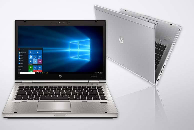 £249 instead of £995.51 (from CRS-UK) for a refurbished HP Elitebook laptop - save 75%