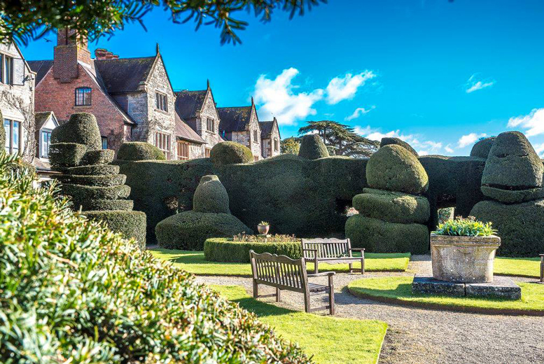 £149 (at The Billesley Manor Hotel) for an overnight stay for two people with dinner, breakfast, wine and late check-out, £219 for two nights - save up to 51%