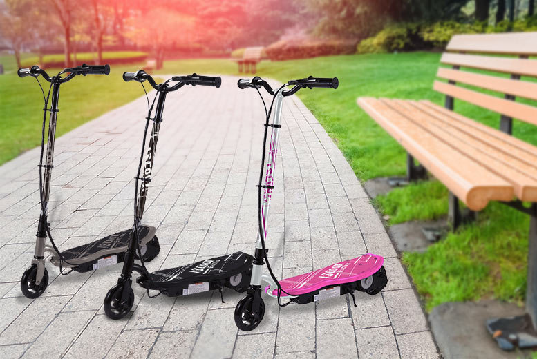 iScoot V3 100W Electric Scooter (Multiple Colors)