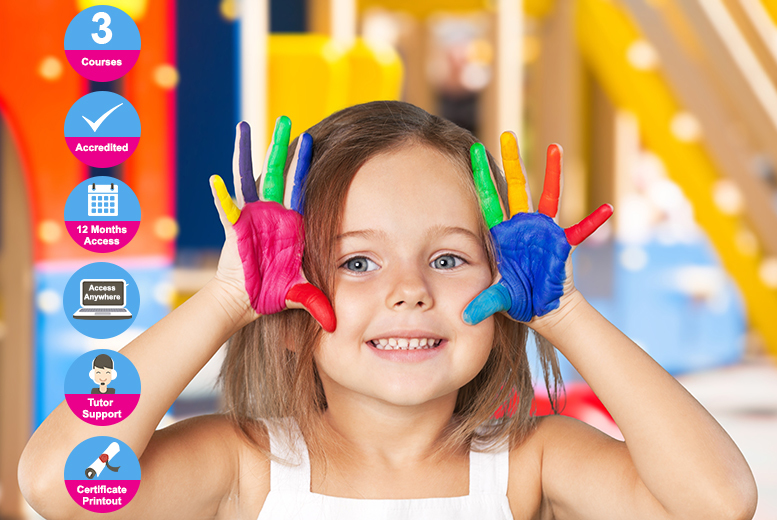 Accredited Special Educational Needs Bundle – 3 Courses! for £29.00