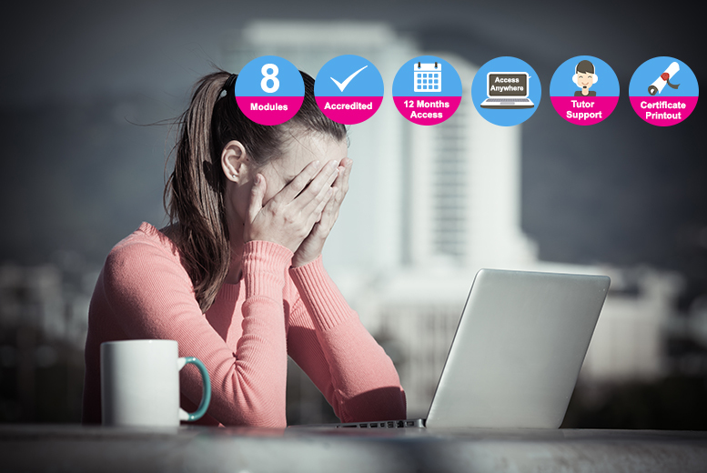 Accredited Mental Health At Work Course for £14.00