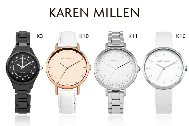 Karen Millen Watch - 16 Designs!