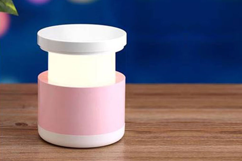 LED Mini Pop-Up Lamp – 2 Colours! from £8.99