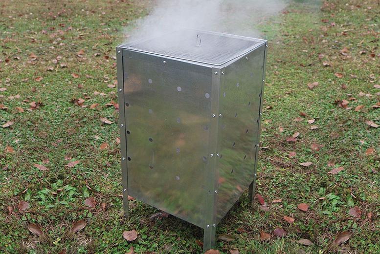 90L Garden Waste Bin & Incinerator for £16.00