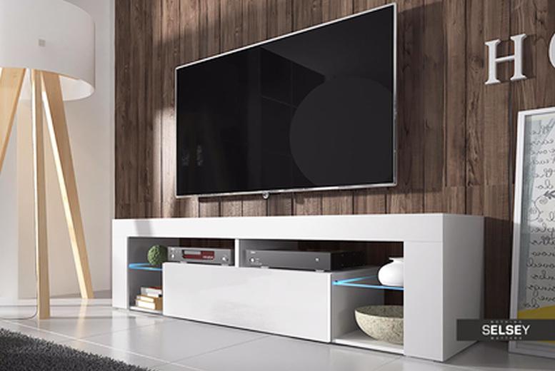 Hugo TV Cabinet – 3 Colour Options! for £79.00