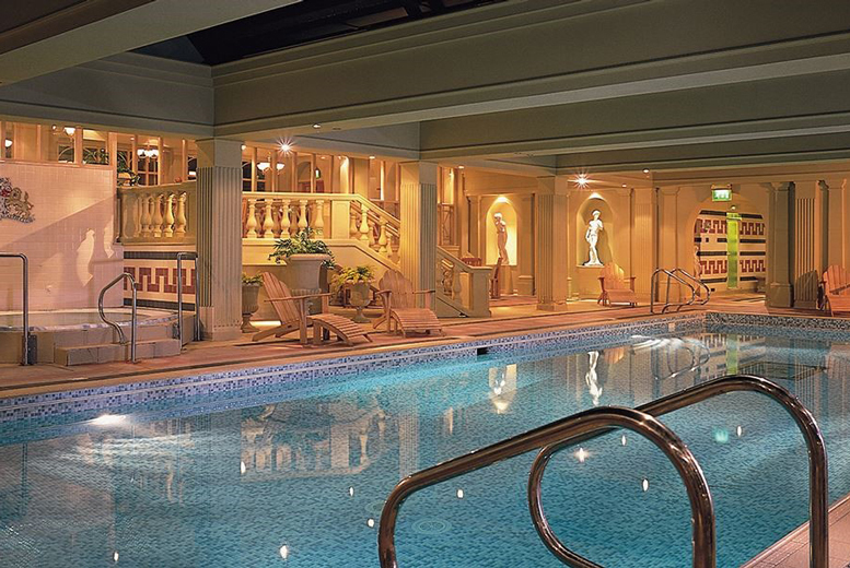 From £49 for a Decléor spa day with two treatments and lunch for one or £98 for two at Redworth Hall Hotel, Durham - save up to 56%