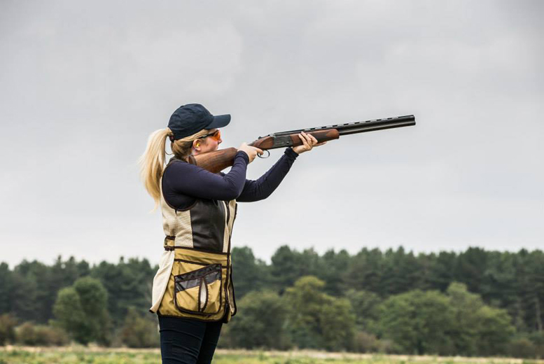 From £19 for a clay pigeon shooting experience for one person, from £29 for two people at Whitewater Shooting Ground, Worksop - save up to 52%