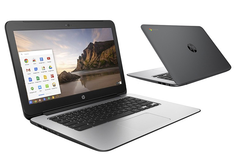 HP Chromebook 14″ 4GB RAM 16GB SSD – 2 Colours! for £159.00