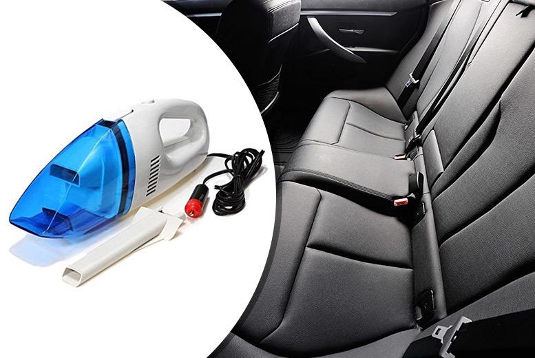Car Vacuum Cleaner for £6.99
