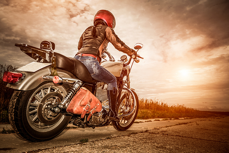 £10 for a one-hour motorcycle training taster session or £275 for a DAS motorcycle course at Ace Motorcycle Training - choose from two locations!