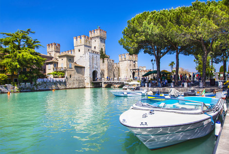 From £119pp (from Weekender Breaks) for a two-night 4* Lake Garda break including spa access, breakfast and flights, from £179pp for three-nights - save up to 28%