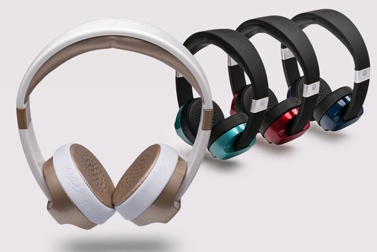 Ifrogz Carbide Bluetooth Over-Ear Headphones - 4 Colours!