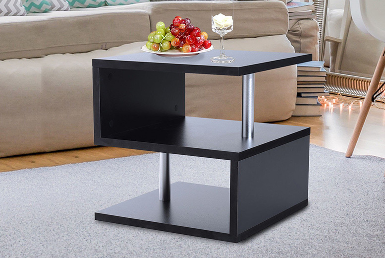 Geometric Coffee Table – 2 Colours! for £35.00