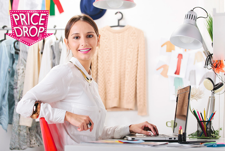 Fashion & Lifestyle Blogger Online course for £14.00