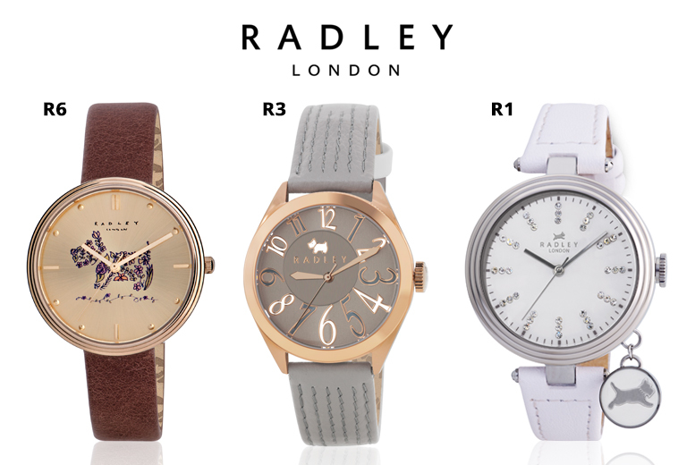 Ladies' Radley Watch - 14 Designs!