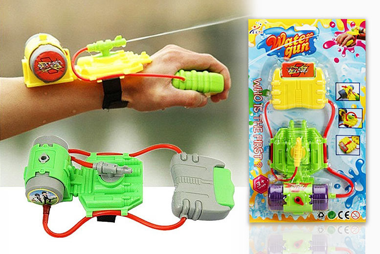 Kids' Wrist Water Gun for £4.99