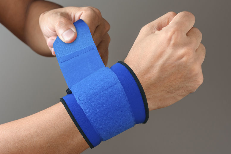 Adjustable Wrist Wrap for £3.99