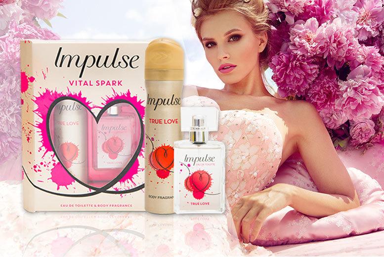 Impulse Vital Spark Gift Set for £4.99