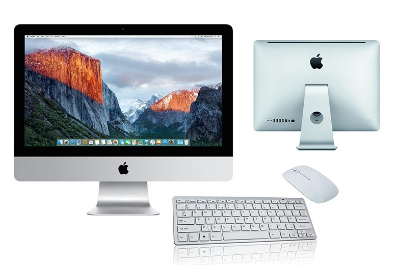 21.5″ Apple iMac A1311 with Wireless Keyboard & Mouse – 2 Options! from £399.00
