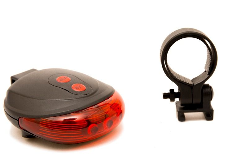 Bike Laser Tail Light from £2.99