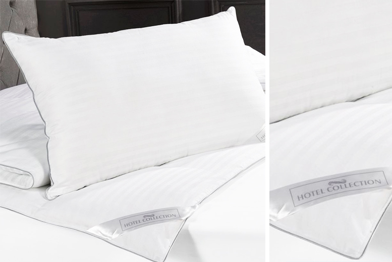 2 Luxury Cascade Hotel 300-Thread Count Pillows