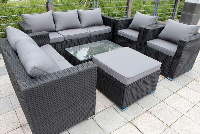rattan garden furniture 3