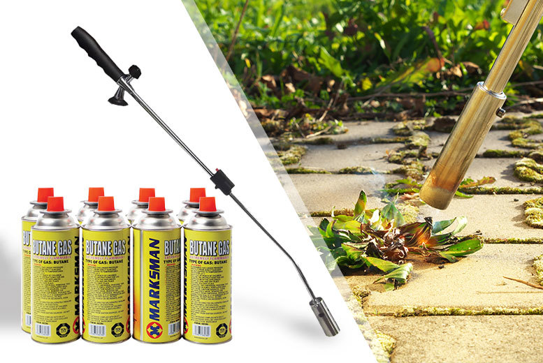 Weed Burning Wand – 4 or 8 Gas Canisters! from £12.99