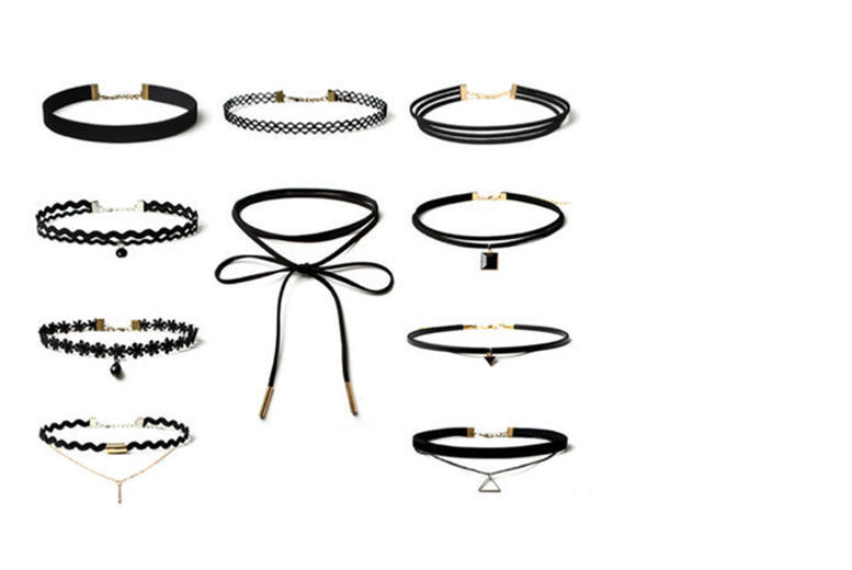 10pc Choker Set