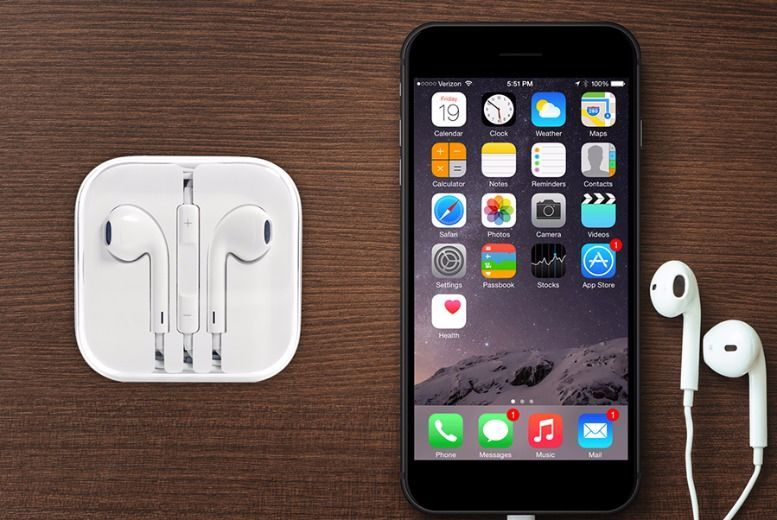 Apple Earpods – Microphone & Volume Control Function! for £7.99