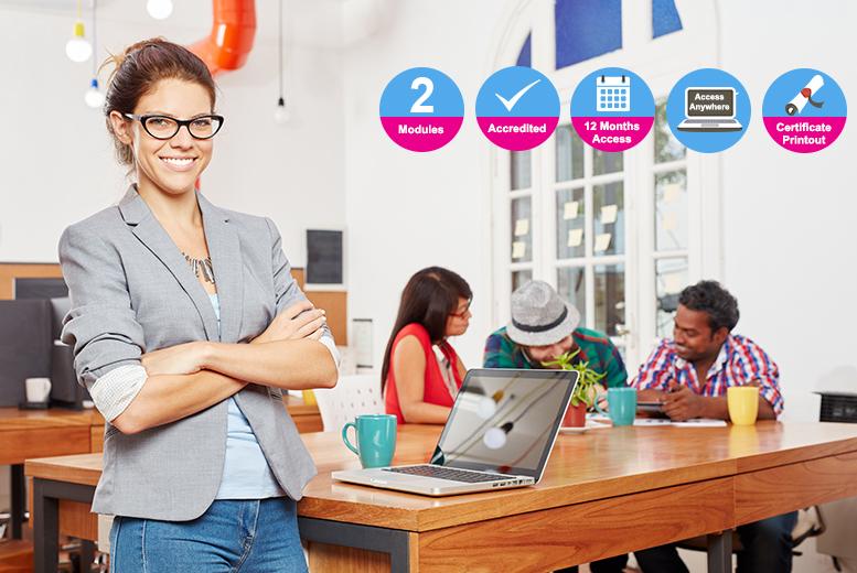 Start & Market Your Business Bundle – 2 Courses! for £19.00
