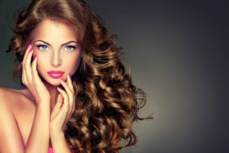 £24 instead of up to £62 for a beauty package including gel polish on fingers, eye trio and a cut and blow dry at B'Blushed Hair & Beauty, Belfast – save up to 61%