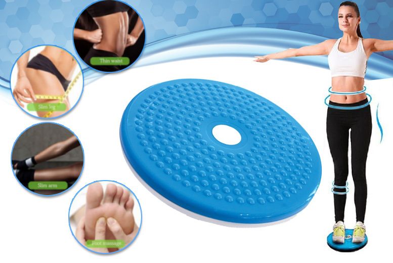 Twist-Disc Core Workout Board for £7.99