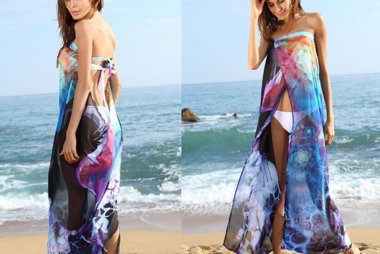 Beach Sarong Dress for £6.99