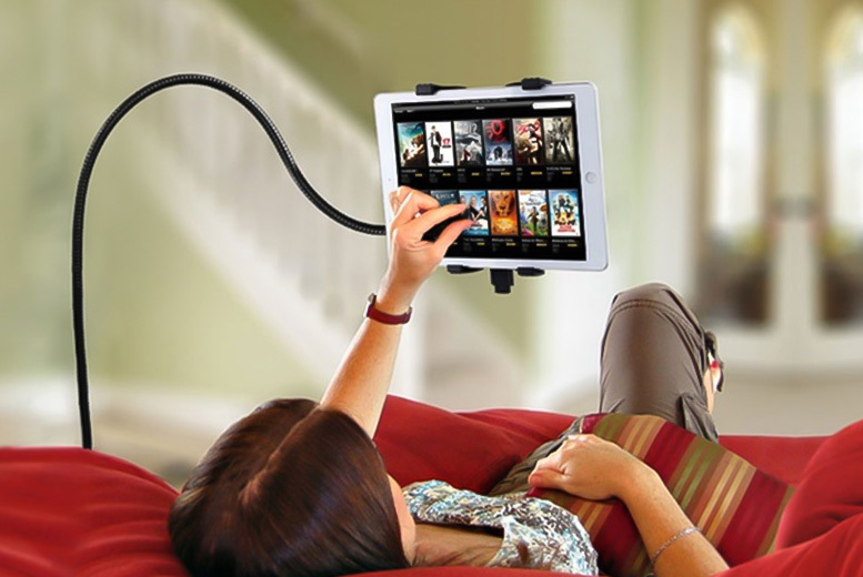360° Rotation Lazy Bed Tablet Mount for £7.99