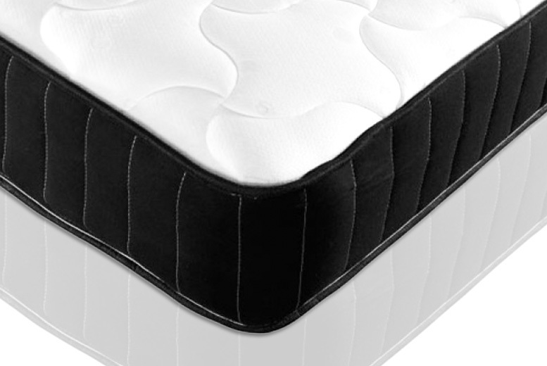 Coiled Spring & Memory Foam Mattress