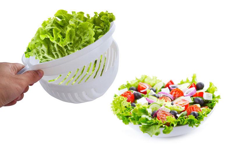Salad Bowl & Easy-Slicer from £6.99
