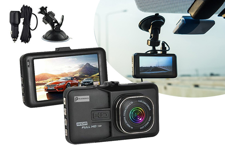 Next Gen HD Dash Accident Cam – 32GB SD Card Option! from £14.99