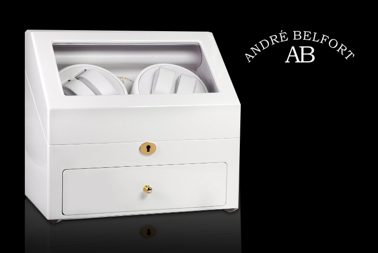 André Belfort Automatic Watch Winder for £179.00