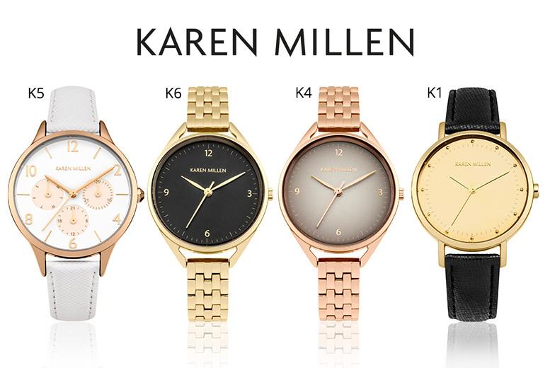 Karen Millen Watches - 16 Designs!