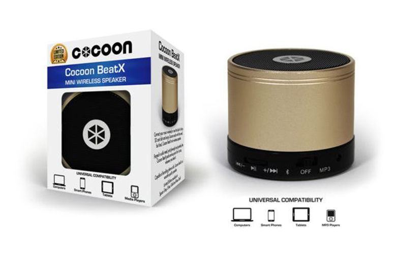 Cocoon Beatx Mini Bluetooth Speaker for £8.99