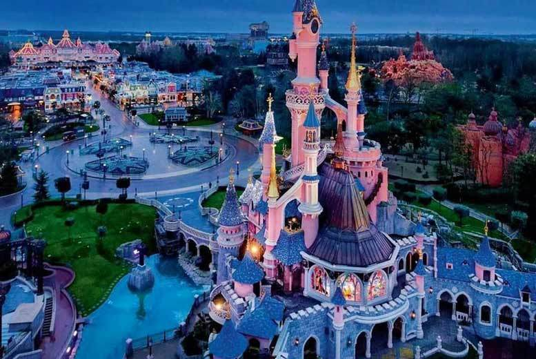 Disneyland Paris Hotel And Travel Deals