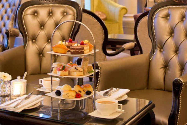 £29 instead of £57.90 for afternoon tea for two or £36 for afternoon tea with Champagne at The Grosvenor Hotel, Victoria - save up to 50%