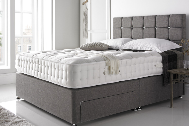 3000 Memory Pocket Sprung Mattress