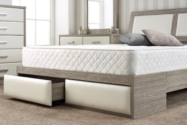 Luxury Hybrid Memory Sprung Mattress